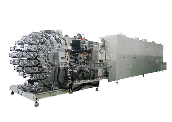 YS系列六色印刷机