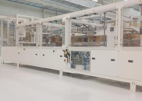 YZX-KC全自动装箱机
